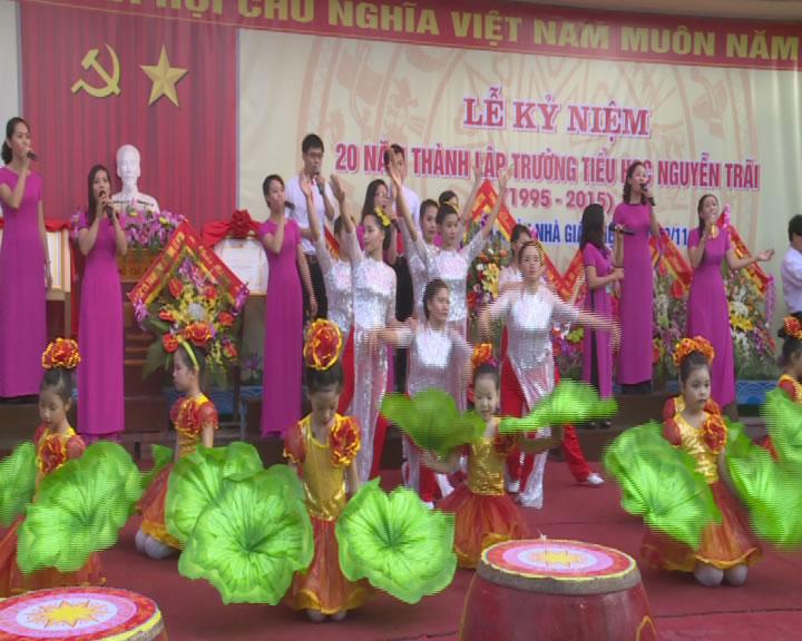 Trường Tiểu học Nguyễn Trãi TP Vinh